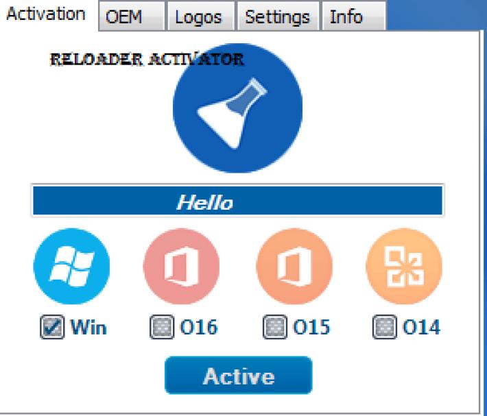 ReLoader Activator windows