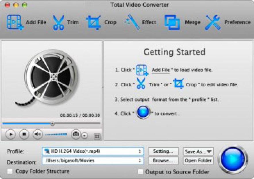 Total Audio Converter windows