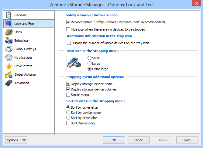 Zentimo xStorage Manager latest version