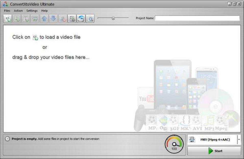 VSO ConvertXtoVideo Ultimate windows