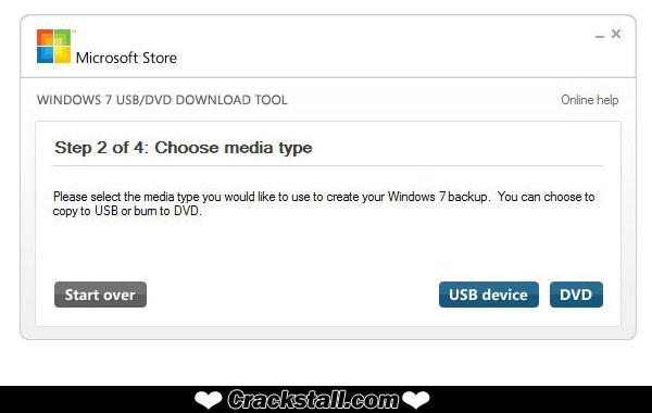Create Bootable USB Windows 7