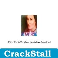 8Dio – Studio Vocals of Laurie pc crack software