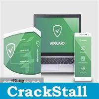 Adguard Premium 2019 pc crack software