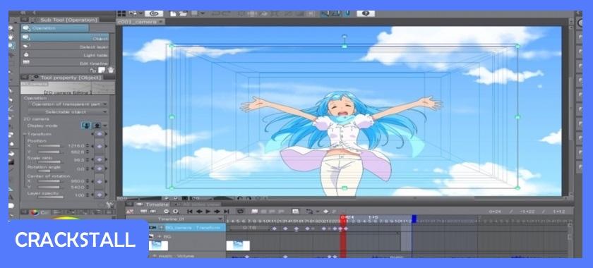 Clip Studio Paint EX v1.6.3 – 32 bit / 64 bit + Materials-cracked software