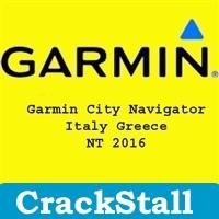 Garmin City Navigator Italy Greece NT 2016 crack softwares