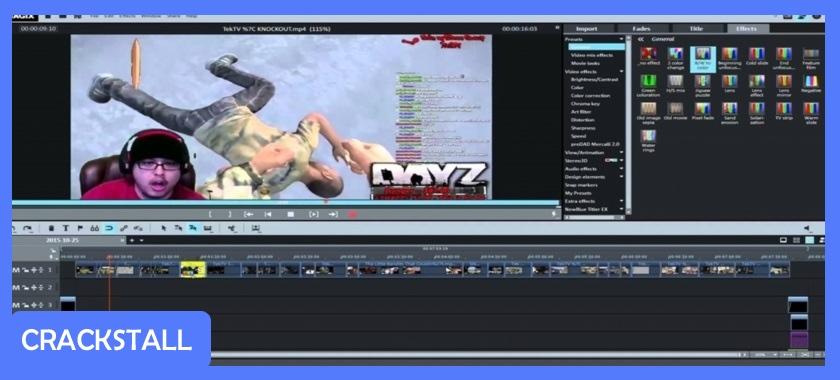 MAGIX Movie Edit Pro 2017 Plus-software crack