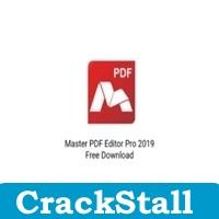 Master PDF Editor Pro 2019 pc crack software