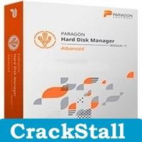 Paragon Hard Disk Manager 2020 crack softwares