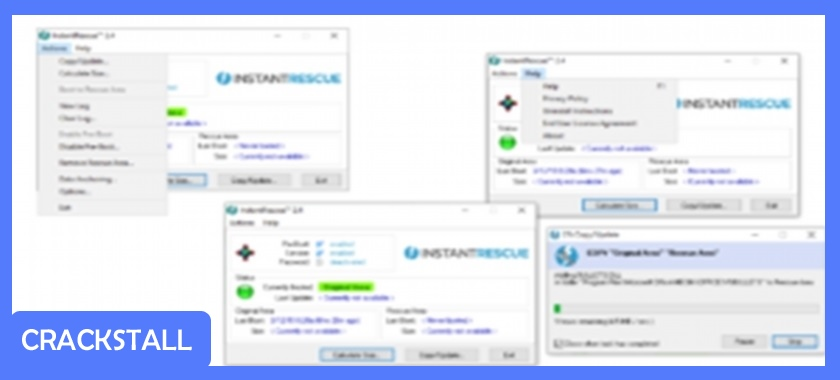 Raxco InstantRescue-software crack