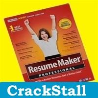 ResumeMaker Professional Deluxe 2018 crack softwares