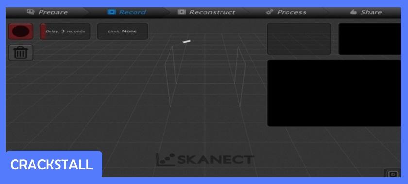 Skanect Pro 1.8.4 for Mac-crack softwares