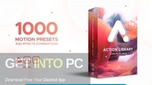 VideoHive Action Library Motion Presets Package for After Effects crack softwares