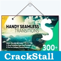 VideoHive Handy Seamless Transitions Pack Script crack softwares