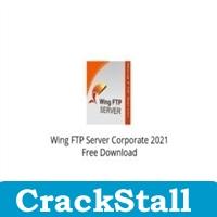 Wing FTP Server Corporate 2021 crack softwares