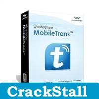 Wondershare MobileTrans software crack