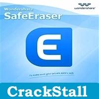 Wondershare SafeEraser crack softwares