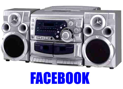 Facebook is like an integrated midi system