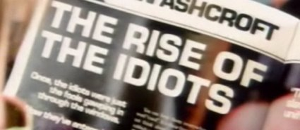 Rise of the idiots screen grab