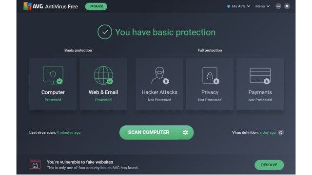 AVG Internet Security Crack Patch
