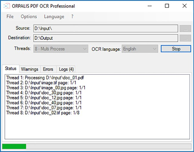 ORPALIS PDF OCR crack free