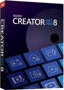 Roxio Creator NXT Pro Crack