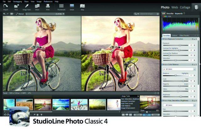 StudioLine Photo Classic CRAck Patch