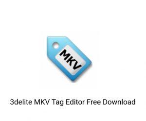 3delite-MKV-Tag-Editor-Offline