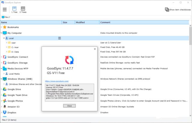 GoodSync Enterprise free Download