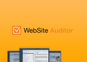 WebSite Auditor free