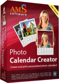 AMS Software Photo Calendar Creator Pro free Download