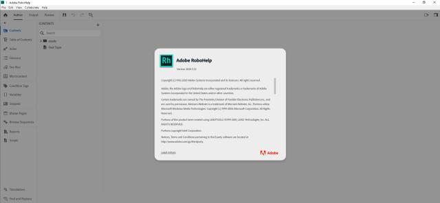 Adobe RoboHelp 2020 Download