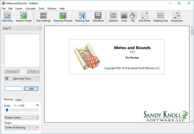 Metes and Bounds Pro software crack