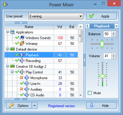 Power Mixer Free Download
