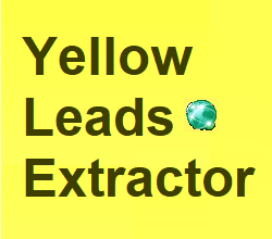Yellow Leads Extractor free download