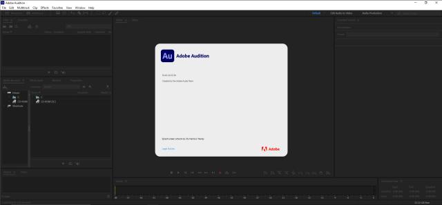 Adobe Audition 2021 Crack