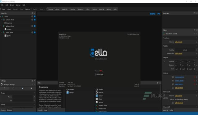 Bella-Render-2020-Free-Download