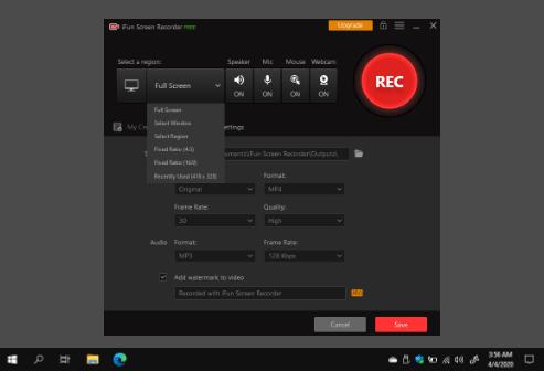 IObit iFun Screen Recorder Crack