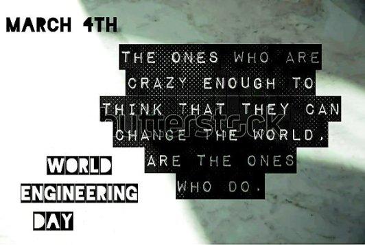 World Engineers Day