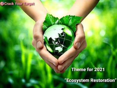 World Environment Day theme 2021