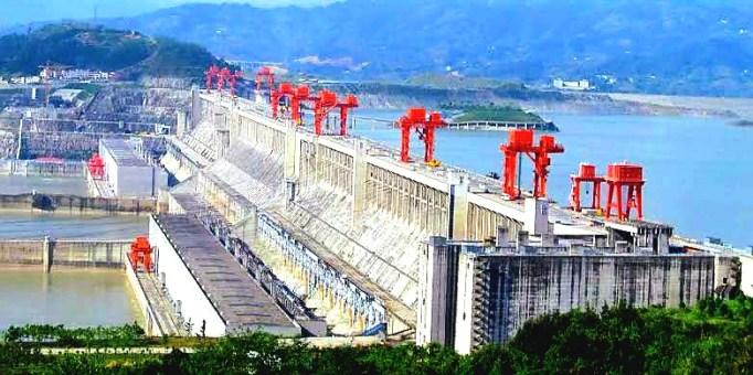 China turns on world's second-biggest hydropower dam