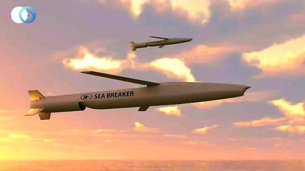 Rafael unveils Sea Breaker AI missile with 300 km range