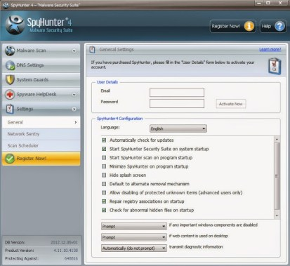 SpyHunter 4 Key + Email and Password Crack Full Version Download