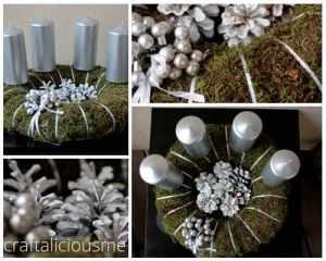 moss wreath inspiration