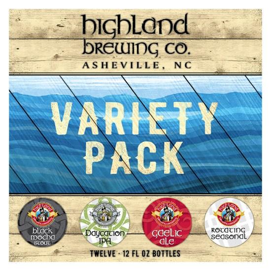 HighlandBrewingVarietyPack