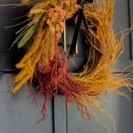 7 Diy Fall Wreath Ideas With Dollar Tree Items Crazy Life With Littles Diy Home Decor
