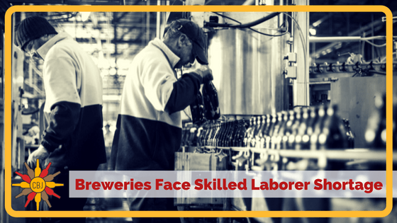 Craft Beer Breweries Facing A Shortage Of Skilled Laborers