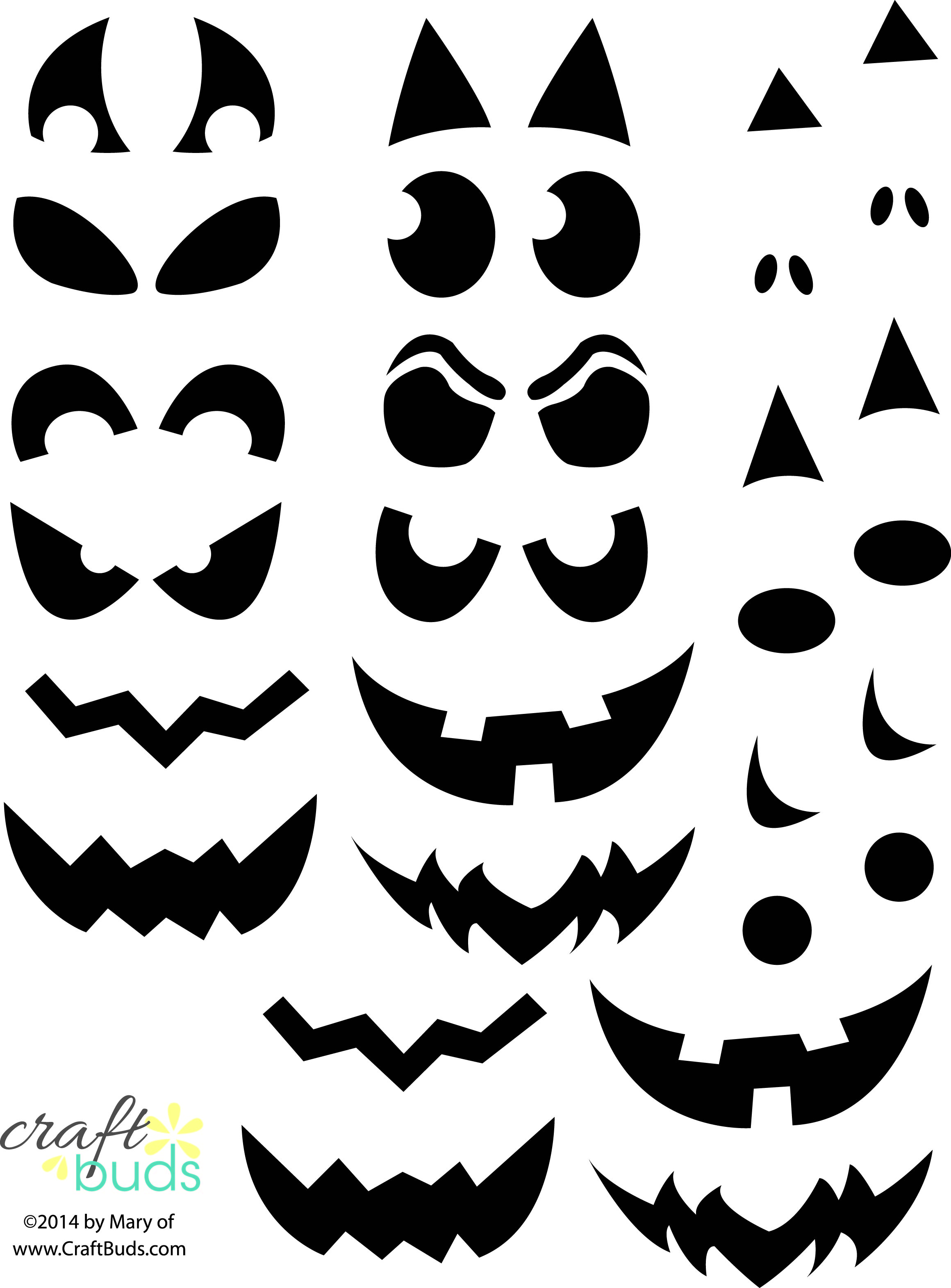 Guest Post Stenciled Jack O Lantern Drinking Glasses