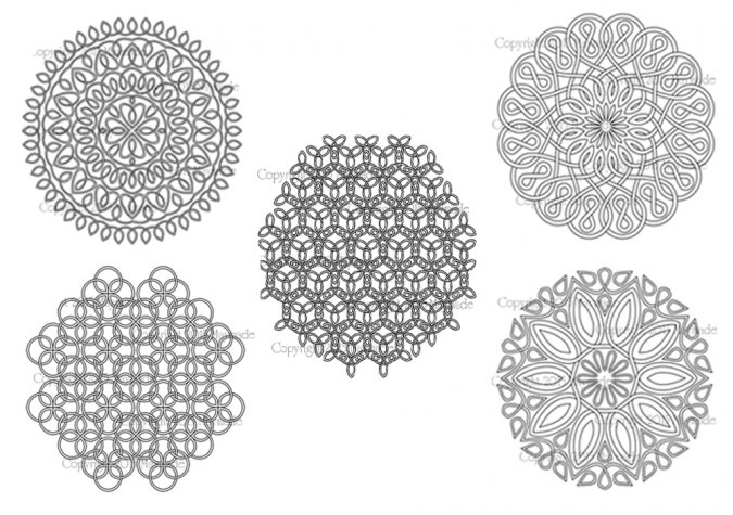 Celtic Knots Patterns Craftcast With Alison Lee