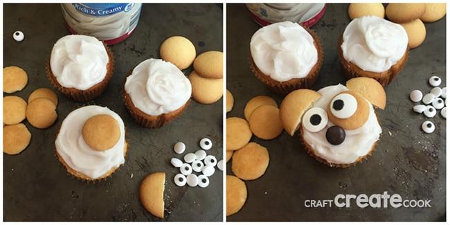 Secret Life of Pets Max Cupcakes