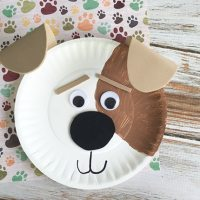 Secret Life of Pets Max Kids Craft